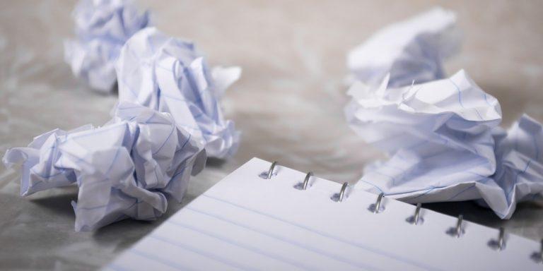 Writer's block overwinnen - 23 praktische tips