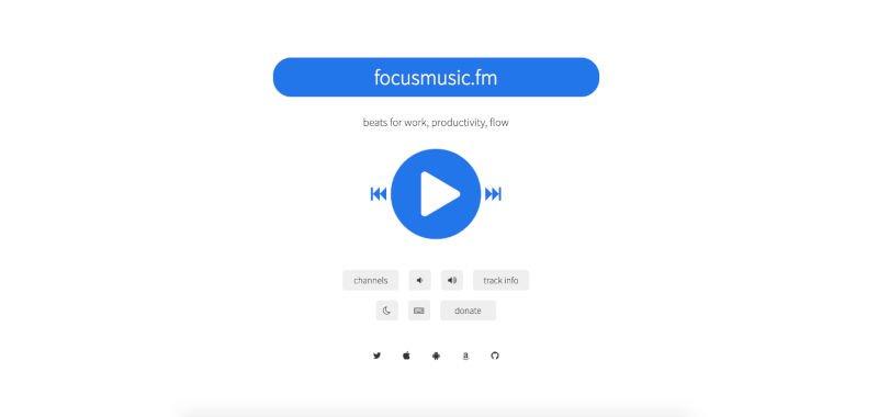FocusMusic.fm