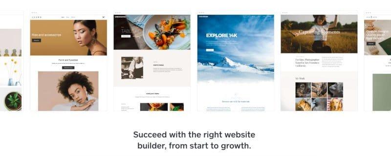 Weebly website gratis