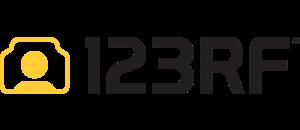 123 RF logo