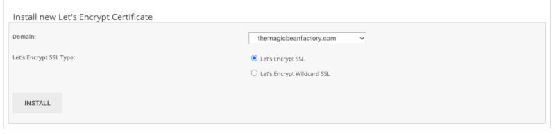 SSL certificaat 2