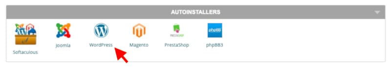 WordPress automatisch installeren