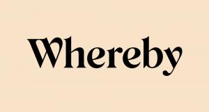 Whereby logo