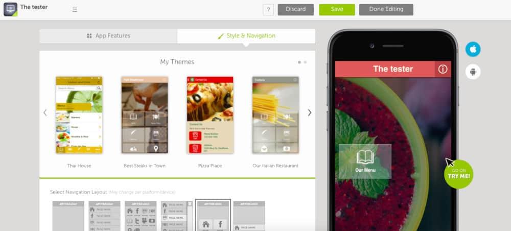 Hoe maak je een app met Swiftic