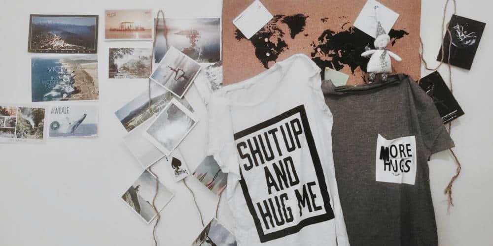 Online tshirts verkopen