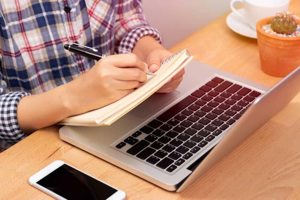 Je eigen online cursus maken in 7 stappen